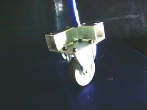 Modo de aplicación de esquinero rueda